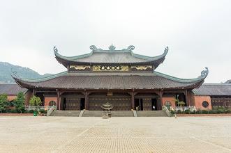 Photo: 釋迦怫殿 - Thích Ca Phật điện