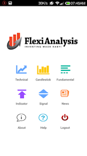 Flexi Analysis- screenshot thumbnail