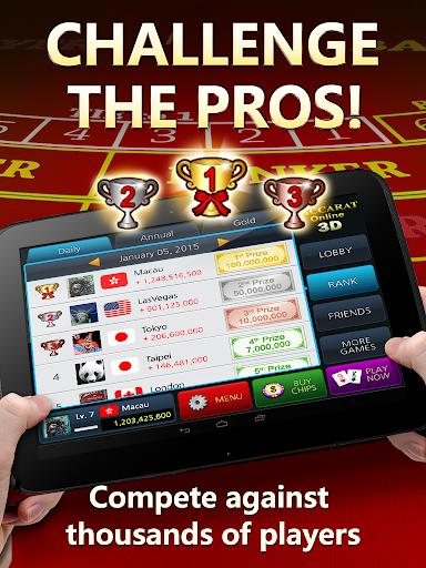 Baccarat Online 3D Free Casino 3.5.0 screenshots 8