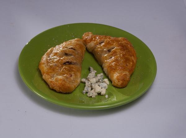 Venison Pastry With Gorgonzola Recipe