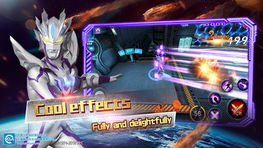 Ultraman: Legend of Heroes  screenshots 7
