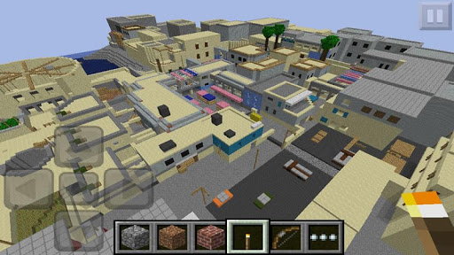 Maps pe Ideas -Minecraft