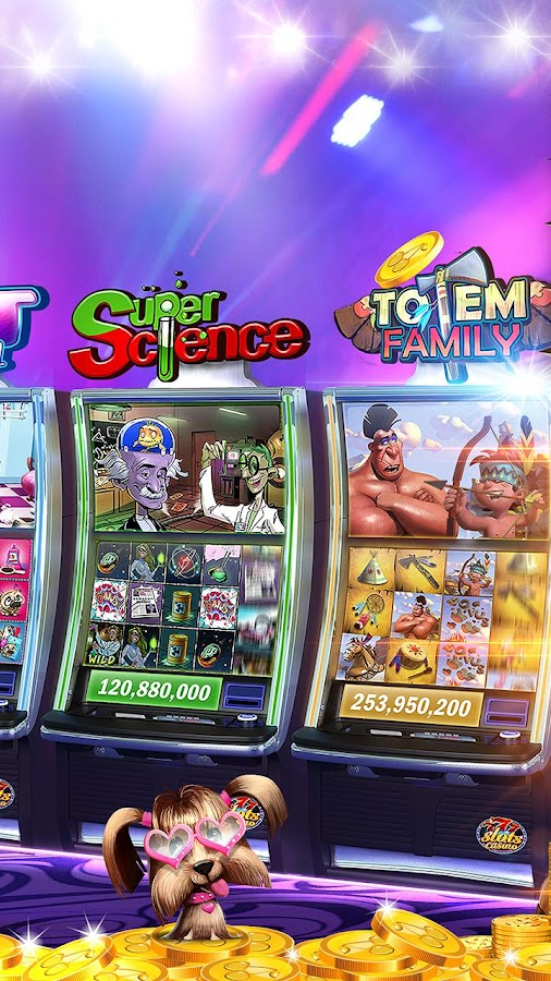 777 Slots – Free Casino- screenshot
