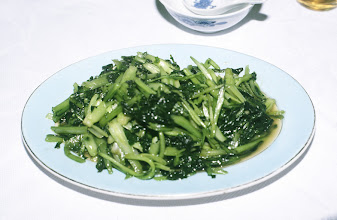 Photo: 11083 鎮江/金山飯店/青菜四季常菜