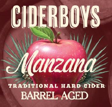 Logo of Ciderboys Manzana