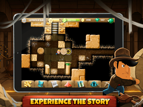 Diggy's Adventure APK screenshot thumbnail 8