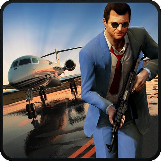 President Airplane Hijack Secret Agent FPS Game