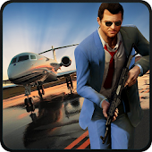 President Airplane Hijack Secret Agent FPS Game