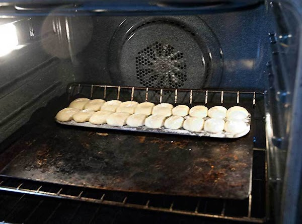 Place the pan in the preheated oven and bake for 7 to 10 minutes,...