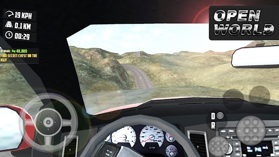 Offroad X Driving Simulator Android Apps On Google Play - Video of car driving across us map
