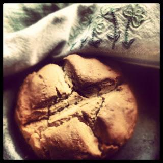 Our gluten free version of Marion Cunningham's Irish Soda Bread