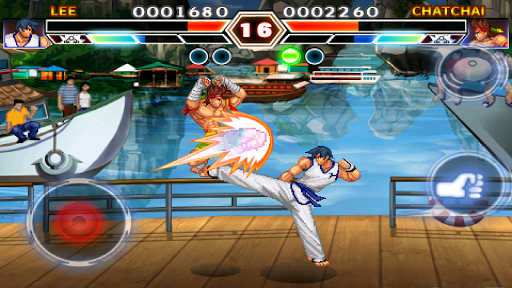 Kung Fu Do Fighting android2mod screenshots 8