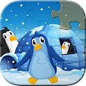 Pet Birds Puzzle Game for kids icon