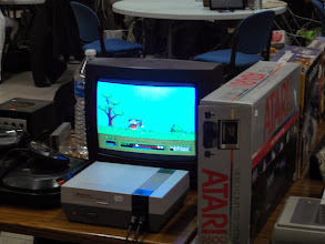 Photo: NES with Duck Hunt