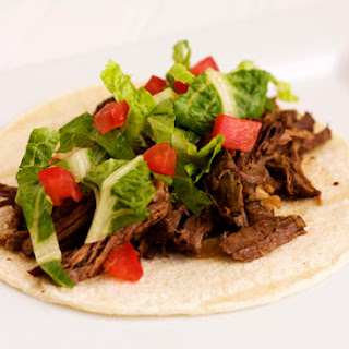 Slow-Cooker Mexican Shredded Beef