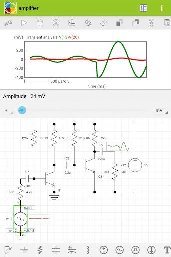 Electric Circuit Studio 3.1 Screenshots 11