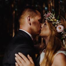 Wedding photographer Małgorzata Wojciechowska (wojciechowska). Photo of 27.11.2017