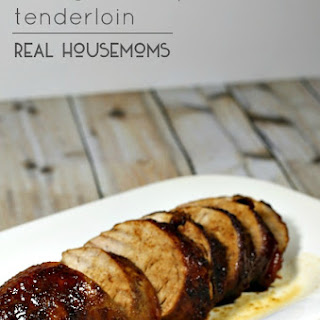 Honey Butter Pork Tenderloin Recipe