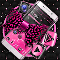 Pink Bowknot Launcher Theme🎀 icon