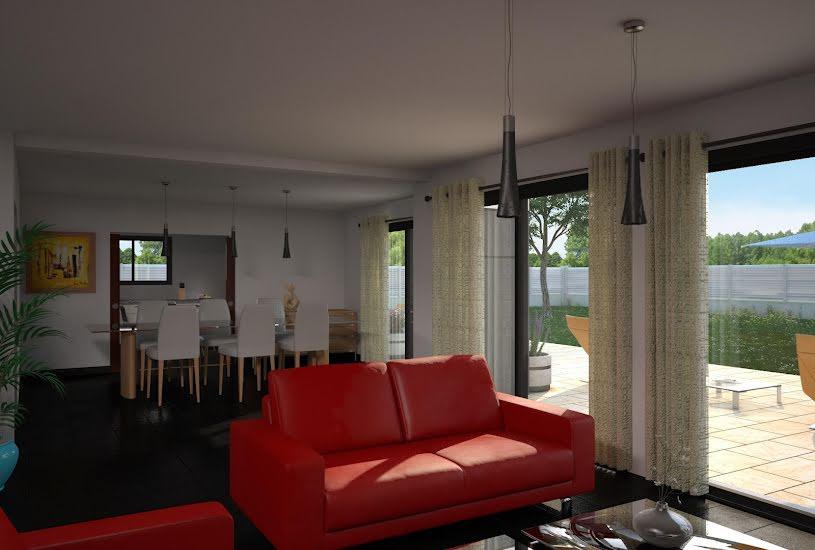 Vente Terrain + Maison - Terrain : 600m² - Maison : 163m² à Sonzay (37360)