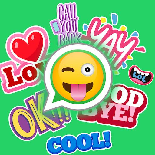 Text Sticker For Whatsapp Aplikasi Di Google Play