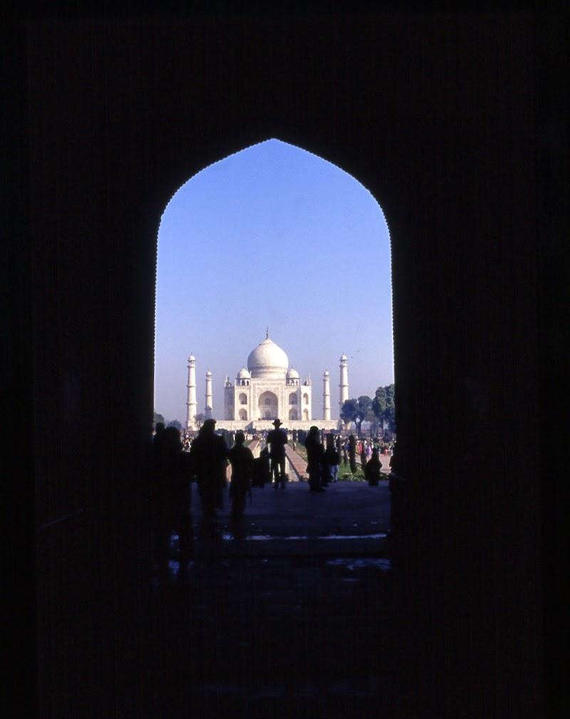 il Taj Mahal  di smpaint