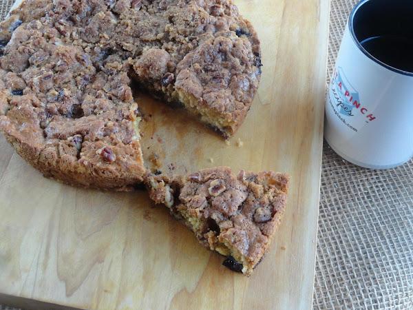 Blueberry Bff Coffee Cake Recipe