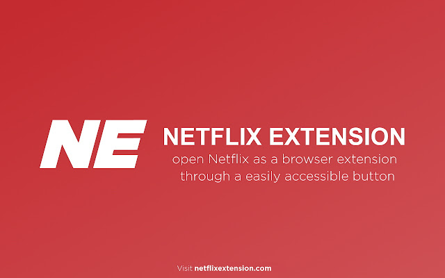 Netflix Extension