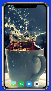 Tea & Coffee Wallpaper HD 1