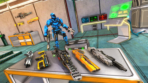 Counter Terrorist Robot Shooting Game: fps shooter 1.5 screenshots 8