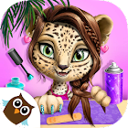 Jungle Animal Hair Salon 2 - Relooking Tropical icon