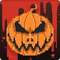 Pixel Horror Bubble Slayer icon