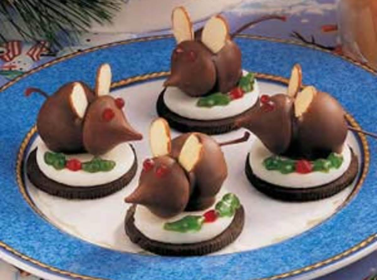 Christmas Eve Mice Just A Pinch Recipes