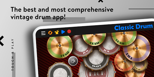 CLASSIC DRUM: Electronic Drums 6.7 screenshots 1