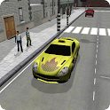 Fast боевики Taxi City 2015 icon