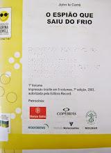 Photo: O espião que saiu do frio Le Carré, John  Localização: Braille F L492e  Edição Braille