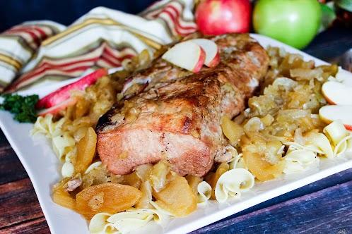 Apple Pork Loin