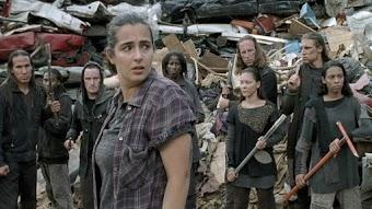 """Inside The Walking Dead: Episode 710, """"New Best Friends"""""""