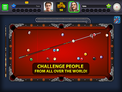8 Ball Pool MOD [No need to select Pocket/All Room Guideline/Auto win] 6