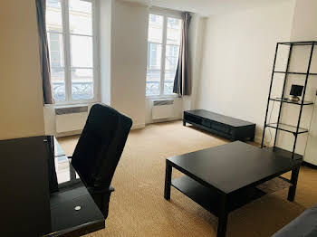 Studio meublé 27,8 m2
