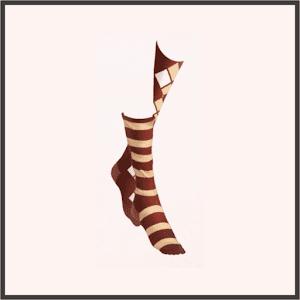 ピエロ靴下