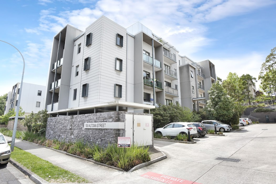 Main photo of property at 210/108 Altona Street, Kensington 3031