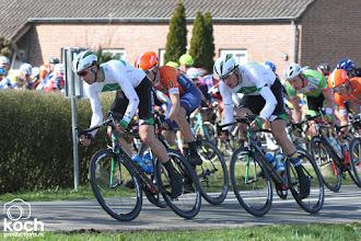 Photo: 12-03-2017: Wielrennen: Dorpenomloop: RucphenDelta CT Rotterdam, peloton