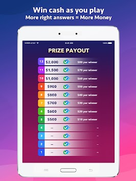 Cash Show - Win Real Cash! APK screenshot thumbnail 7
