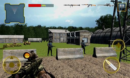 玩動作App|Commando Action 3D免費|APP試玩
