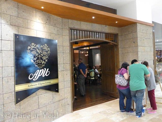 Apu storefront