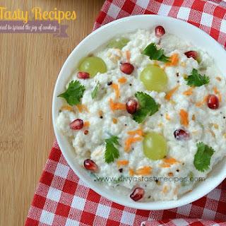 Kuthiraivali Thayir Sadam Recipe , Barnyard Millet Curd Rice