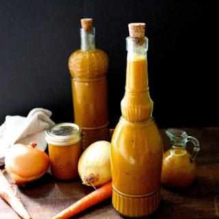 Caribbean Carrot + Habanero Hot Sauce