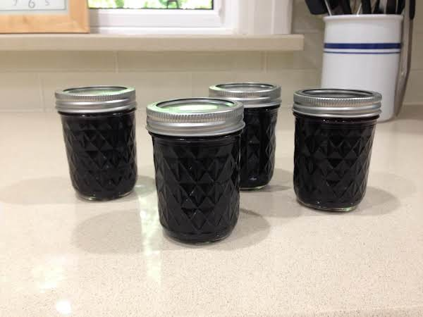 Wild Blueberry Jam Recipe