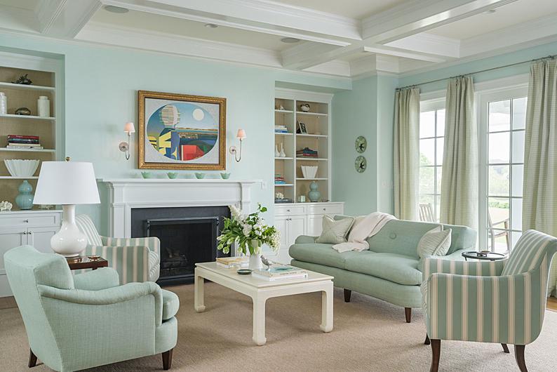 """Image result for blue mint living room"""""""